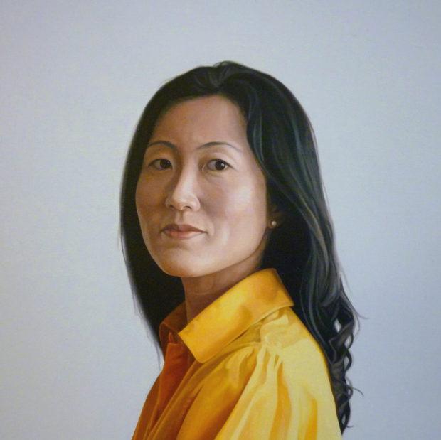 Akiko detail face