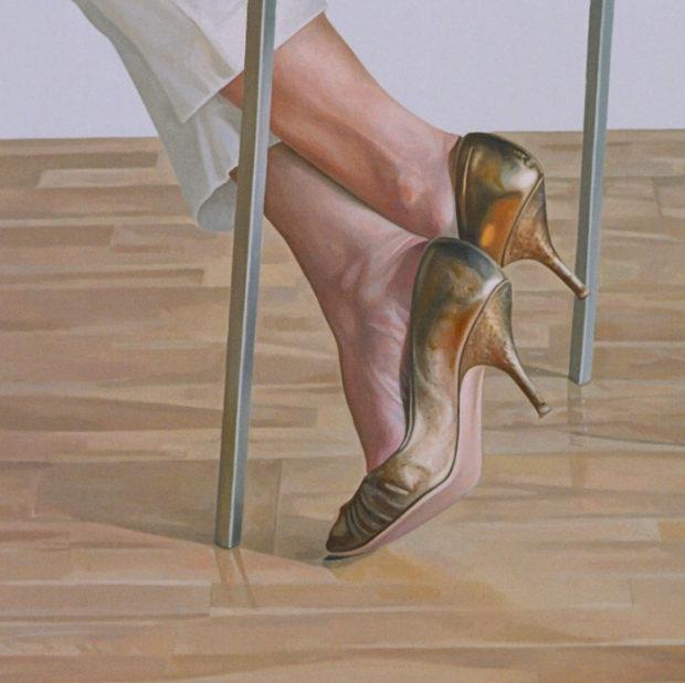 Akiko shoes tile