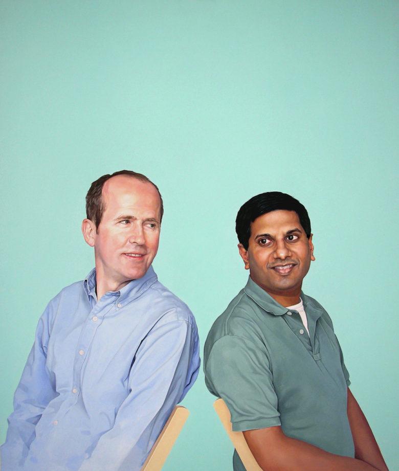 Michael & Samir Main